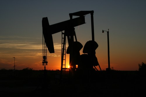 oil monahans texas sunset 70362 Custom