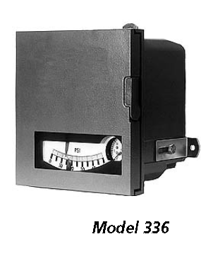 Barton Instruments Model 336 Pneumatic Controller