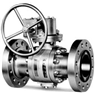 ITT Cameron GROVE B4 Side Entry Ball Valve
