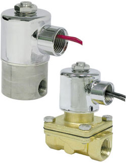 DGC Controls Solenoid Valves 2-Way