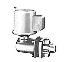 ITT General Controls Solenoid Valves 3-Way