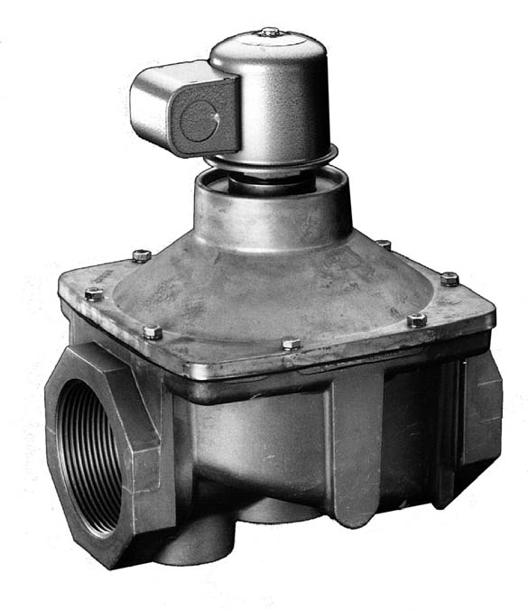 DGC Controls Shutoff Gas Valves