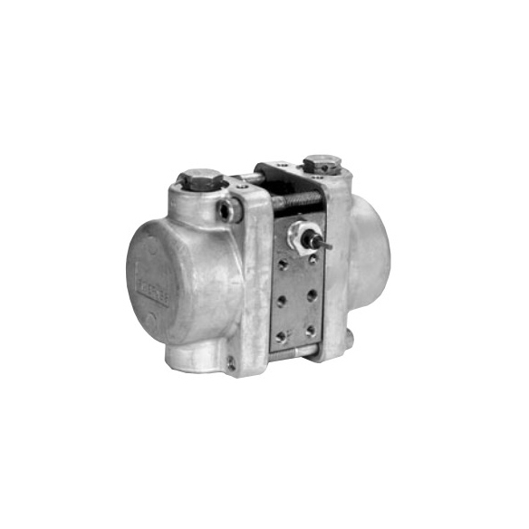 Barton Model 224 Differential Pressure Unit DPU 2 2