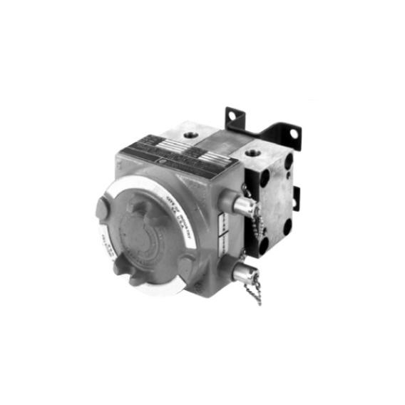Barton Model 752 Differential Pressure Transmitter